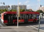バレンシアのバス