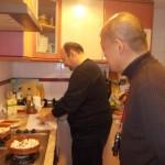 セゴビア風マッシュルームの前菜。